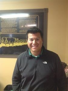 John Ortiz, General Manager