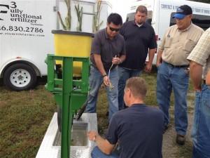 John Ortiz Discusses In-Furrow Planter Customizations