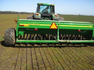Harvest Delays Affect Wheat Planting