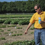 Dr. Andrew Scaboo Missouri University Soybean Scientist