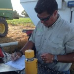 John Ortiz Calculating Yield Data 2