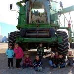 Kids with the Combine
