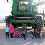 Kids with Combine