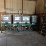Chemical Storage and Mixing Area 1