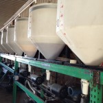 Chemical Storage and Mixing Area 3
