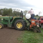 Drilling Wheat 1