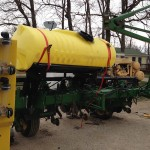 Finished In-Furrow Planter