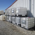 New Bulk Storage Containers