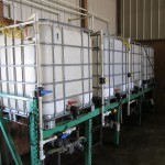 New Bulk Storage for Blending Bay 2