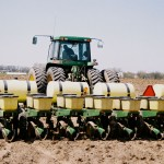 Corn Planting Sputtering