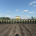 Nearing Completion of Corn Planting