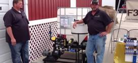 A New System for Impregnating BP FA onto Dry Fertilizer