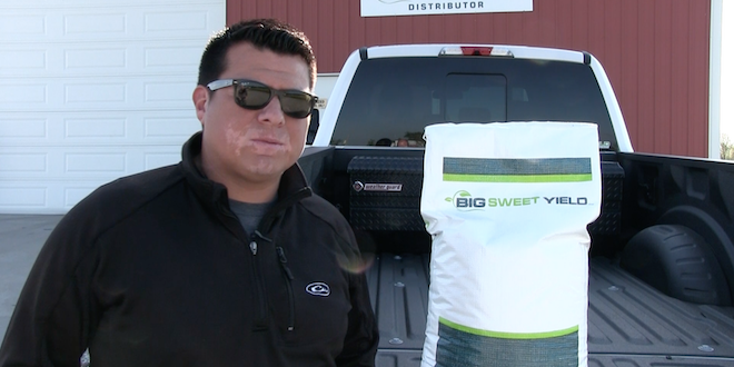 BigSweetYield Offers Readily Available Energy and Yield Enhancement to Crops