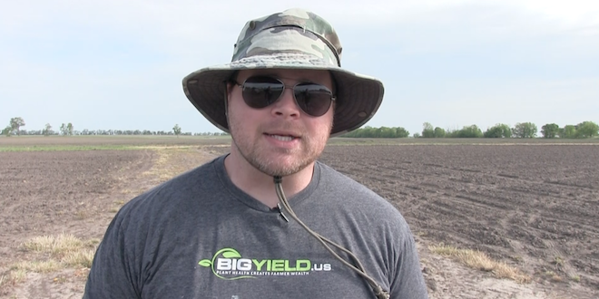 Try BigYieldCoat Soy with the BigSmartPlots Program