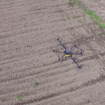 BigYield Adds Spray Drone as Research Tool