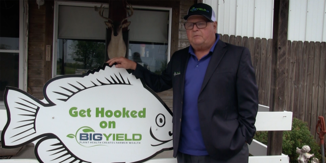 "Get Hooked on BigYield with our ""Big Fish"" Program"