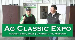 2021 Ag Classic Expo Announcement